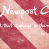 Newpost Catch-ワードプレスプラグイン