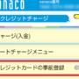 nanacoクレジットカード事前登録